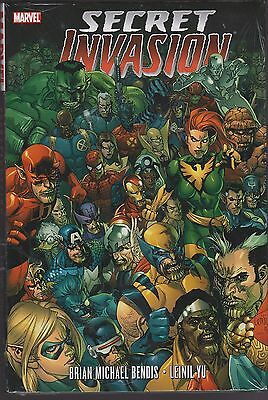 Marvel Secret Invasion HC Bendis Yu