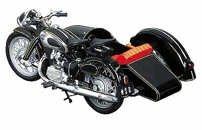 Schuco 1:10  Motorcycle NSU Max with Sidecar Kit