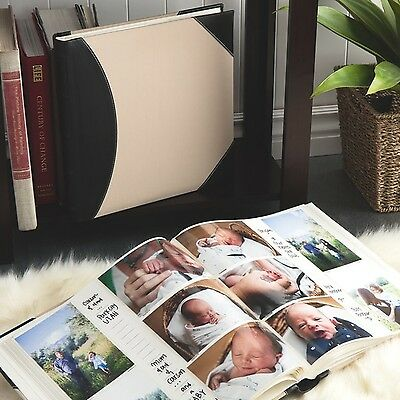 Pioneer Photo Albums High Capacity Pocket Fabric and Leatherette Cover Album ...