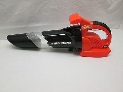 Black & Decker Kids Toy Leaf Blower Sounds and Motion Battery Operated TESTED