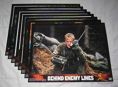 Lot of ACTION 11 x 14 Lobby Card Sets - New