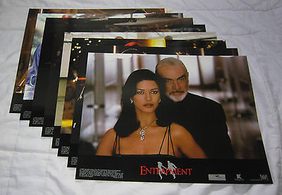 Lot of SEAN CONNERY 11 x 14 Lobby Card Sets