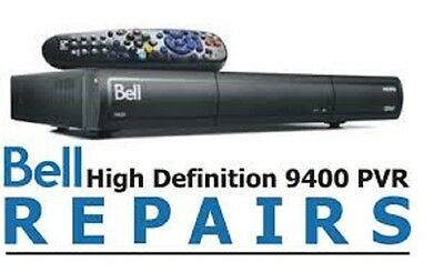 Repair Service for Bell Satellite Receivers 9241 9242 9400 6400 6131