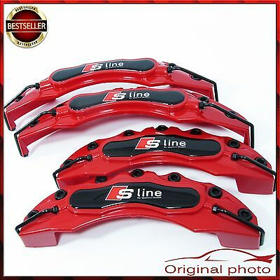 Audi S Line Set Brake Caliper Cover Covers Universal Disc Racing Front Rear