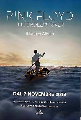Pink Floyd The Endless River - Cartonato Pubblicitario/promo Only Display Stand