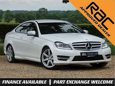 Mercedes C Class C220 Cdi Amg Sport Edition Coupe 2.1 Automatic Diesel