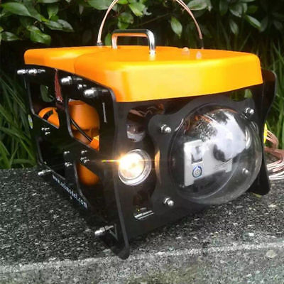 Underwater Robot ROV110 Brushless RTR Undersea Detection Underwater Archaeology