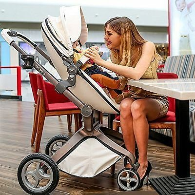 Nice Baby Stroller 3 in 1 Hot Mom travel system Light Weight Portable Folding