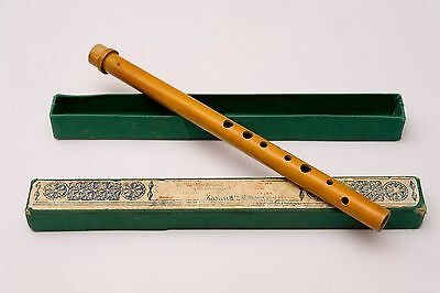 Vintage Concert Chromatic SOPILKA Prima in C, Ukrainian USSR + Original Box