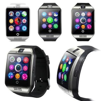 Q18 Touch Bluetooth Smart Watch Orologio Fotocamera Android Samsung Telefono