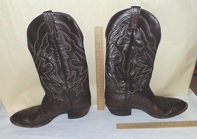 HONDO BOOTS - Western Cowboy Boots - Size 11 D - As Is