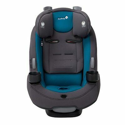 Safety 1st Blue Coral Grow and Go 3 in 1 Car Seat Children Seats Baby Toddler