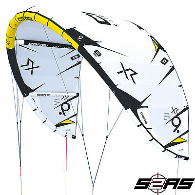 2017 Core XR4 Kitesurf Kite (White)