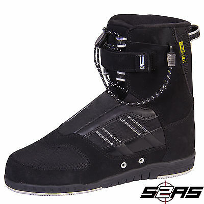 2017 Jobe EVO Drift Men's Wakeboard Boots (Black)
