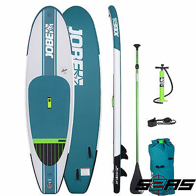 2017 Jobe Volta Inflatable paddle board 10' Package