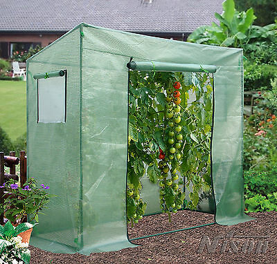 Heavy Duty PVC Tomato Growbag House Replacement Cover Only