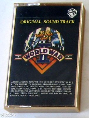 VARIOUS - ALL THIS AND WORLD WAR II - MC TAPE K7  Nuova Unplayed