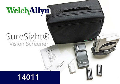 WELCH ALLYN SURESIGHT 14011 - RECENTLY CALIBRATED and UPDATED !!!