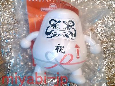 "DARUMA CLUB White color TAMASHII NATIONS 10th Anniversary ""JAPAN Doll"" kanji"