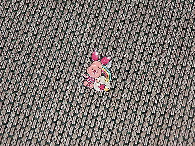 Disney Trading Pin - Baby Piglet from Winnie the Pooh with rainbow and stars
