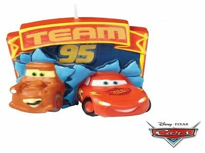 Wilton Candle - Cars - Team 95