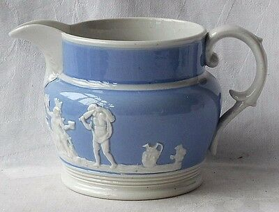 Late C19Th Copeland Relief Moulded Jug