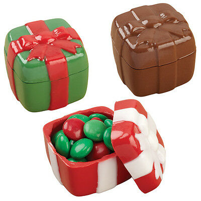 Wilton Chocolate Mould - Gift Box - 3D