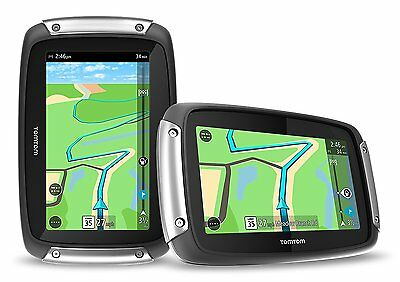 TomTom Rider 400 GPS Motorcycle Navigation