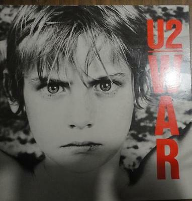 U2 - War - Lp Vinyl 1983 Island - I-205259 Spanish Edition - Gatefold