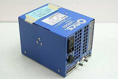 MCS LA2000-62 Model 62 Linear Control Amplifier for High Speed Spindle