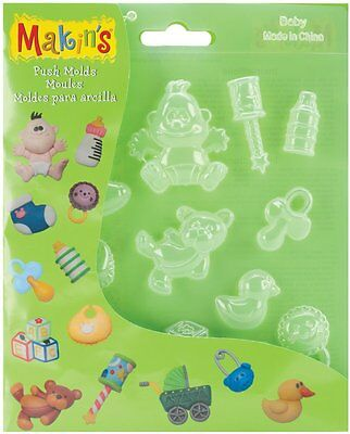 Makins Plastic Mould - Baby