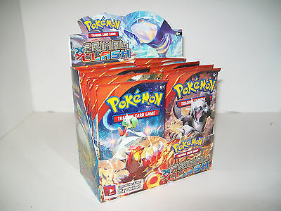 Pokemon XY Primal Clash booster pack x2