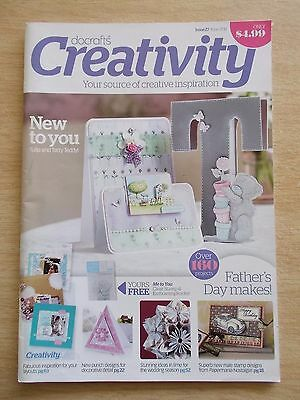 docrafts~Creativity #27~Wedding~Cards~Cupcakes~Border Punches~Nostalgia...
