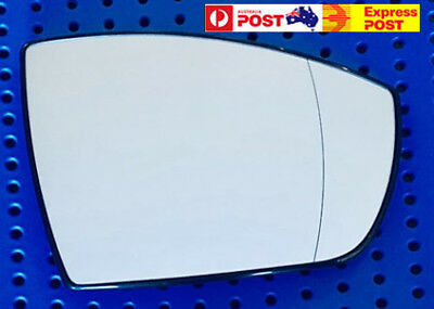 Right side mirror glass to suit FORD ECOSPORT 2014 onward HEATED base