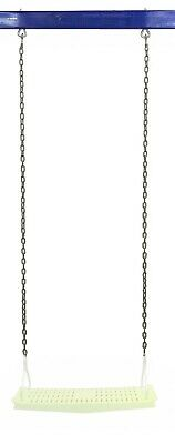 Replacement Swing Chain Hills Compatible Safari Set Pair Green Coated Playground