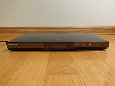 Samsung BD-C6500 Blu-Ray DVD CD Player Wi-Fi HDMI TESTED 100% Works Great!