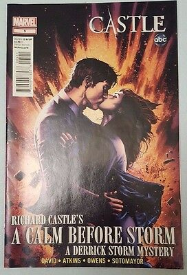 Castle #5 2012 ABC Marvel Comics VF Flat Shipping