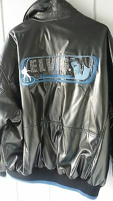 Elvis Presley Interprises New Polyurethan Jacket Coat Xxl Leather Like