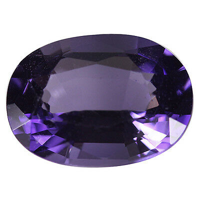 2.38ct Dynamic Oval Natural Purple Scapolite