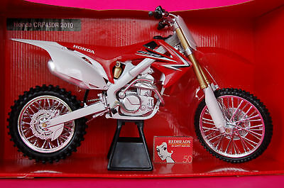 HONDA  CRF450R  HUGE 1/6th   MODEL  MOTORCYCLE