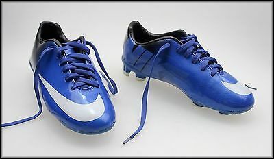 Nike Mercurial Boys Football Soccer Boots Shoes Size 4 Aust 5 Usa