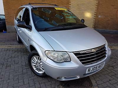 2005 CHRYSLER GRAND VOYAGER 2.8 CRD LX Auto