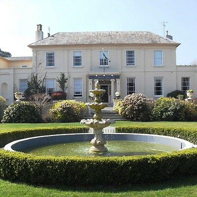 Voucher – Spa Day in a Country House Hotel in Cardiff with 2 Course Lunch