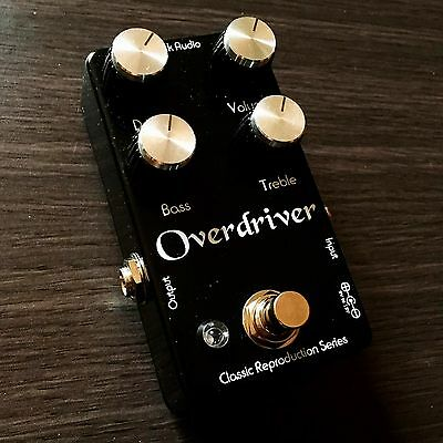 Vick Audio Overdriver Guitar Pedal - 1971 Coloursound Overdriver Reproduction