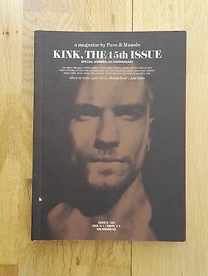 Kink 15 magazine by Paco y Manolo