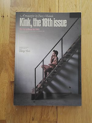 Kink 18 magazine by Paco y Manolo (RARE. OUT OF STOCK)