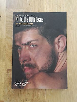 Kink 19 magazine by Paco y Manolo