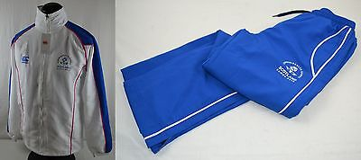 NEW Canterbury TEAM SCOTLAND Samoa 2015 Youth Commonwealth Games Tracksuit S