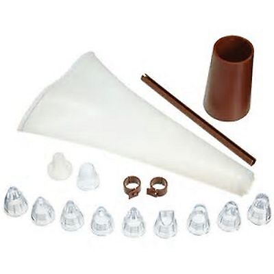 Kitchen Craft Sweetly Does It Jane Asher 17 Piece Easy Icing Set