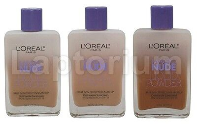 L'Oreal Magic Nude Liquid Powder Foundation Choose Shade Rrp £12.99